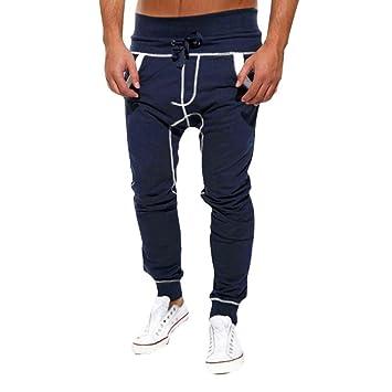 Pantalones Hombre , Pantalones chándal de hombre Sportwear Fitness ...