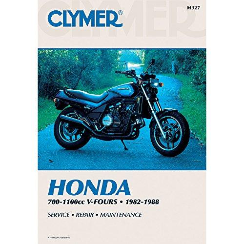 1 - Clymer Honda VF700, VF750 & VF100 Magna & Sabre (Honda Vf700s Sabre)