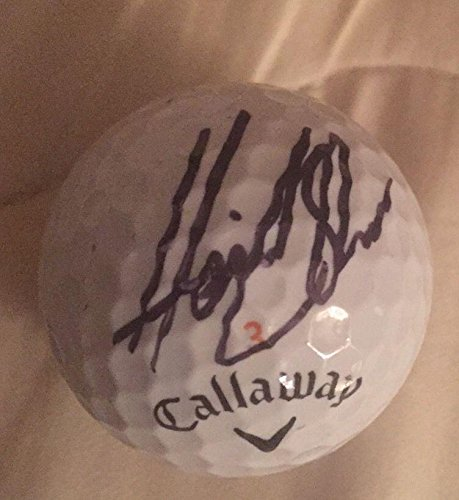 Henrik Stenson SIGNED Autographed GOLF Ball 2016 British Open champion Autographed Golf Balls