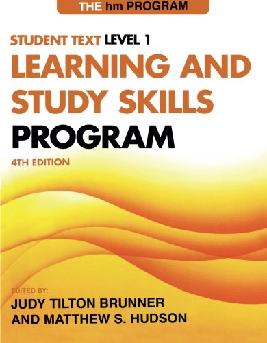 The hm Learning and Study Skills Program: Student Text Level 1 (The hm Program)