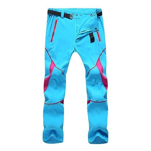 Pantaloni da Donna da Uomo Pantaloni da Trekking Estivi ad