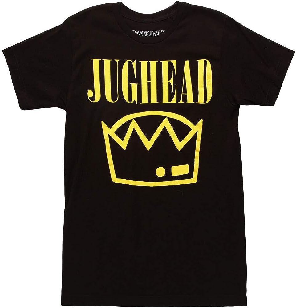Riverdale Jughead Crown Adult T-Shirt