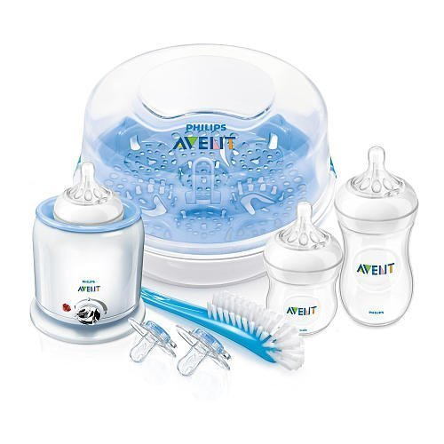 Philips AVENT Exclusive Natural All-In-One Set