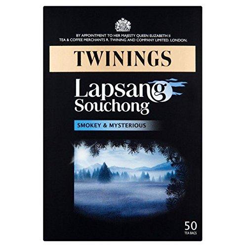 Twinings Lapsang Souchong Tea Bags - 50 per (Lapsang Souchong Twinings)