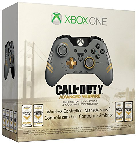 Xbox One Limited Edition Call of Duty: Advanced Warfare Wireless Controller by Microsoft