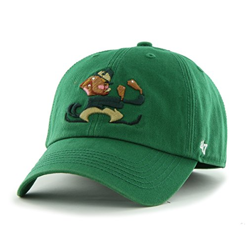 '47 NCAA Notre Dame Fighting Irish Franchise Fitted Hat, Kelly 2, XX-Large