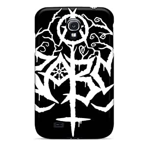 RitaSokul Samsung Galaxy S4 Durable Hard Cell-phone Cases Allow Personal Design HD Bathory Band Pictures [ssf4253EuOZ]