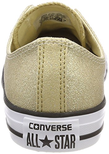CTAS Mixte Converse Light Or Aged Gold Ox White Gold 710 Baskets Adulte Silber FHFn1qxw