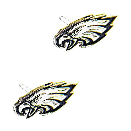 Philadelphia Eagles Post Stud Earring Set Charm Gift NFL