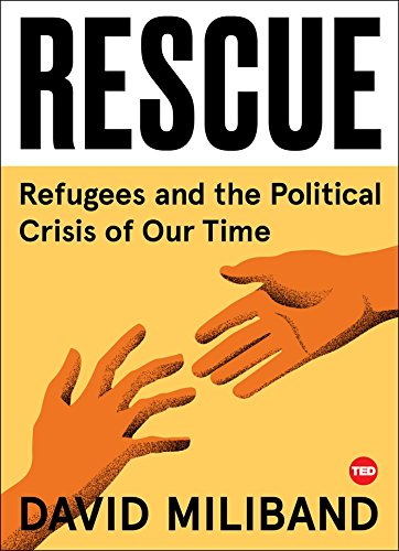 Rescue: Refugees and the Political Crisis of Our Time (TED Books) cover