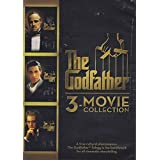 The Godfather 3-movie Collection by Paramount Pictures