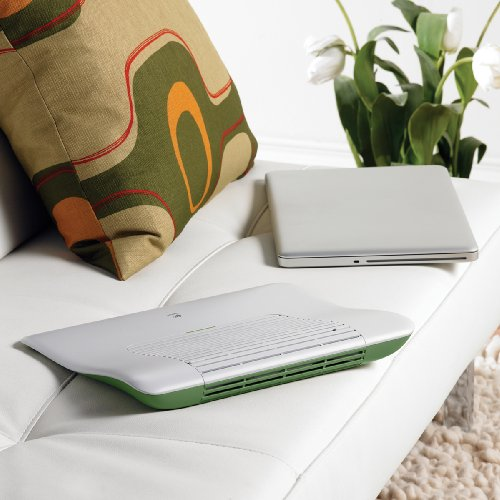 Logitech Notebook Cooling Pad Green Accent (N100) by Logitech (Image #2)