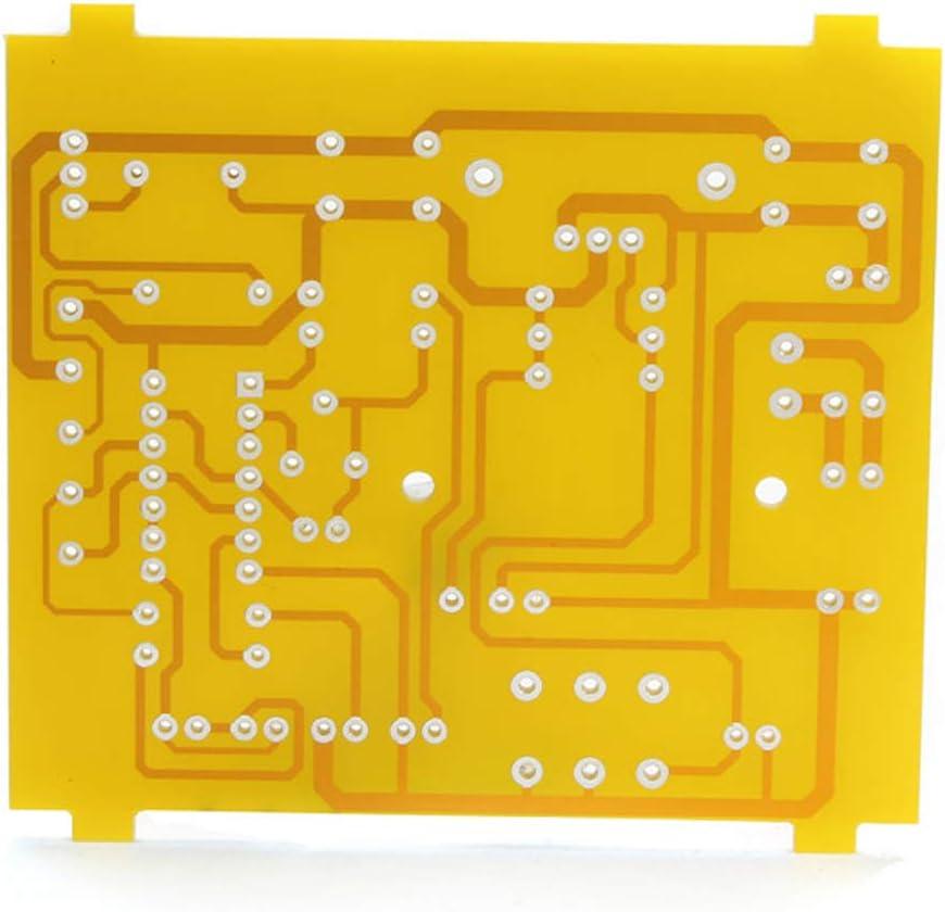 LM317 1.25V-12V Adjustable Regulated Voltage Power Supply US Plug DIY Kits CA