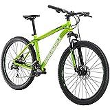Diamondback Bicycles Overdrive ST Hardtail Mountain Bike, Green