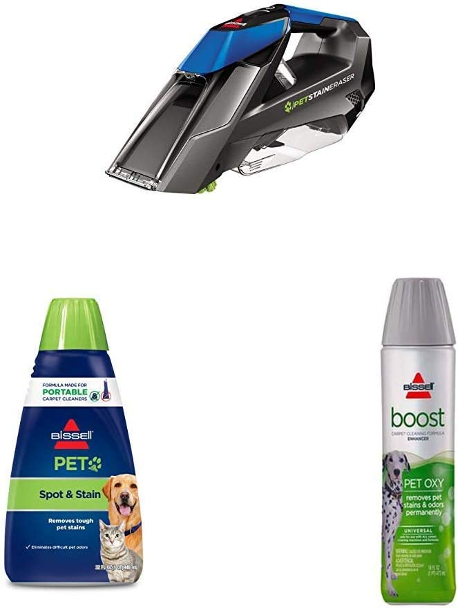 Pet Stain Eraser + Pet Formula + Pet Oxy Boost