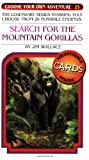 Search for the Mountain Gorillas, Jim Wallace, 1933390255