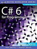 C# for Programmers 6th Edition