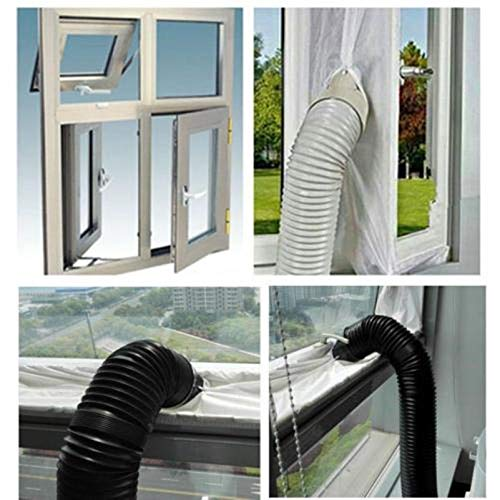 Joyooo Airlock Window Seal For Mobile Air Conditioning Units