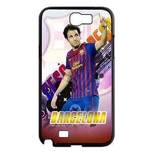Samsung Galaxy Note 2 N7100 Phone Case FC Barcelona Attacking Midfield Spanish Cesc Fabregas XG169234