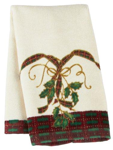 (Lenox Holiday Christmas Nouveau Christmas Fingertip Towel)