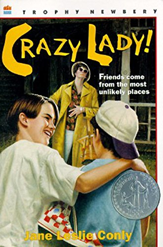Crazy Lady! (Trophy Newbery)
