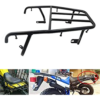 New Genuine OEM FOR Yamaha TW200 Rear Luggage Rack ABA-2JY51-00-00 Black Motorcycle Accessories Automotive