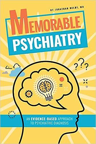 Epub Download Memorable Psychiatry Pdf Full Ebook By Jonathan P