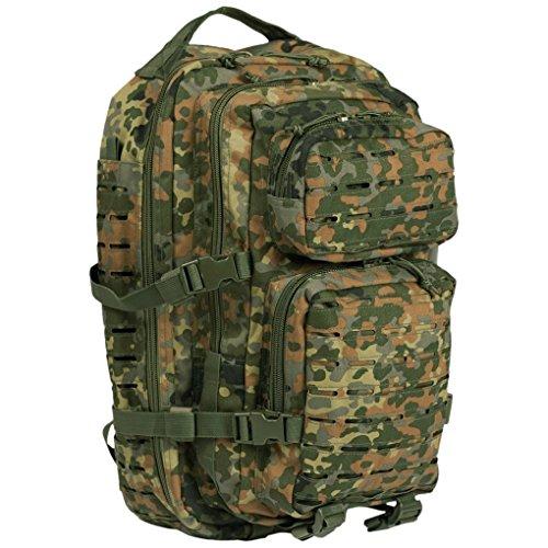 US Assault Pack Large Laser Cut Camouflage