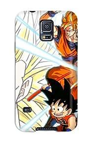 Hot Galaxy Case Cover Protector For Galaxy S5 Dbz Goku