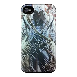 Best Hard Cell-phone Case For Iphone 6 (eMF4949iNhw) Allow Personal Design Beautiful Assassins Creed 3 Pattern