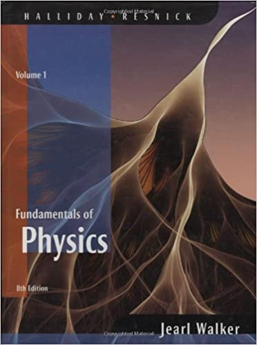 Amazon.com: Fundamentals of Physics, Volume 1 (Chapters 1 - 20) (9780470044735): David Halliday, Robert Resnick, Jearl Walker: Books