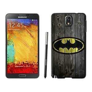 Batman 10 Black Unique Hard Samsung Galaxy Note 3 Phone Case