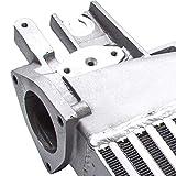 Top Mount Intercooler Upgrade T-6061 Aluminium