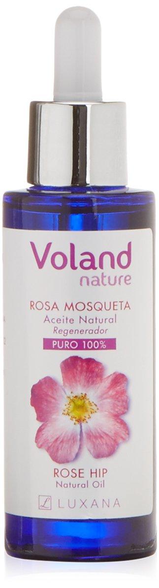 Voland Nature Lozione Corporale, Aceite Puro 100% Rosa Mosqueta, 100 ml 8414152201413