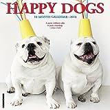 Happy Dogs 2018 Calendar
