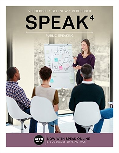 SPEAK (with SPEAK Online, 1 term (6 months) Printed Access Card)