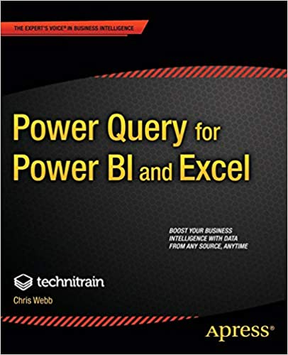 Power Query for Power BI and Excel: Christopher Webb