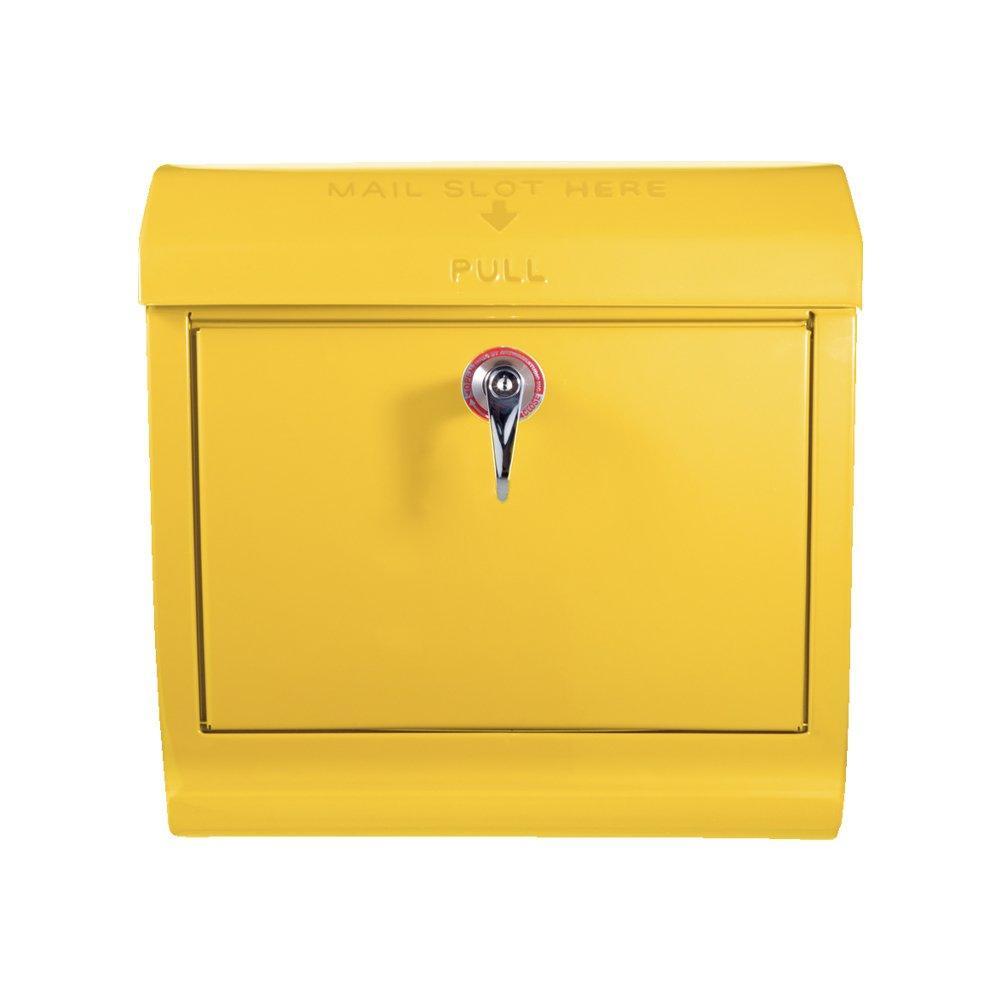 ART WORK STUDIO Mail box (メールボックス) YE(イエロー) TK-2076 B01BXNZ192 イエロー、黄色 イエロー、黄色