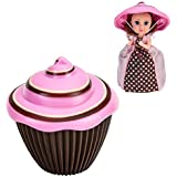 Cupcake Surprise Princess Edition Scented Doll Brittney + Bonus Matching Mini Cupcake Surprise Doll Brittney Set Of 2