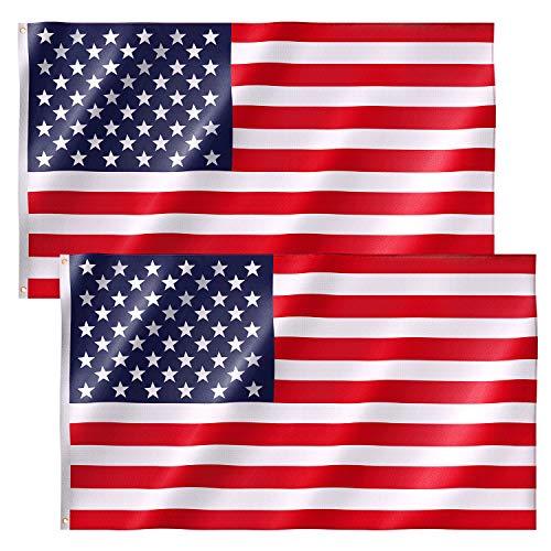 Free Walker American Flag