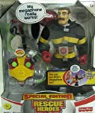 Fisher Price Rescue Heroes Special Edition Billy Blazes