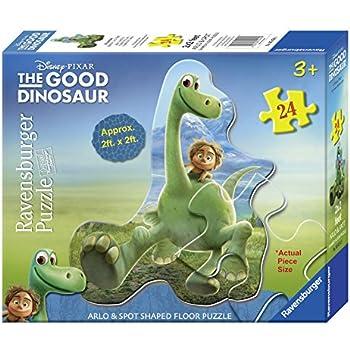 Amazon Com Ravensburger The Good Dinosaur Arlo Amp Spot