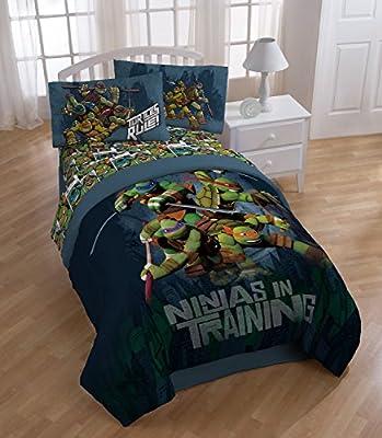 Nickelodeon Teenage Mutant Ninja Turtles Dark Ninja Full Sheet Set