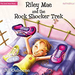 Riley Mae and the Rock Shocker Trek Audiobook
