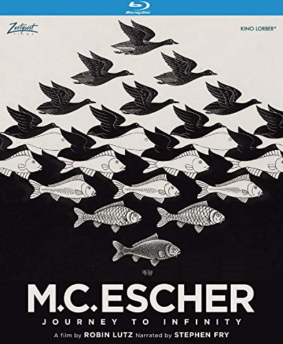 M.C. Escher: Journey to Infinity [Blu-ray]