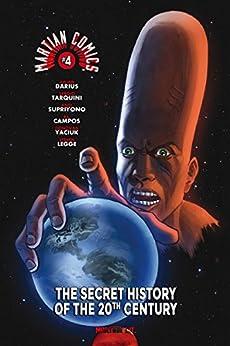 Martian Comics #4 by [Darius, Julian]