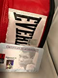 Muhammad Ali Autographed Signed Boxing Glove Ali Authentics Hologram & COA (His Marketing Company, BUY REAL)