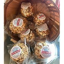 Gourmet Caramel Popcorn Balls by Damn Good Popcorn (6)