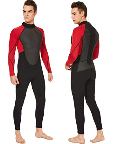 e22c49619b Realon Wetsuit Men Full 3mm Surfing Suit Shorty 3 4mm