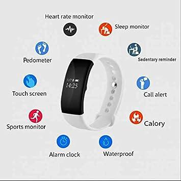 Pulso Relojes Reloj deportivo, Actividad tracker Reloj Deportivo, fitness deportes reloj, tensiómetro Deportes